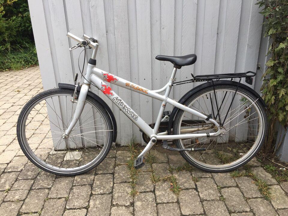 Unisex børnecykel, citybike, Kildemoes