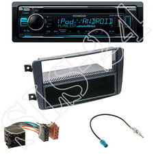 Kenwood KDC-300UV USB/CD Radio + Mercedes Viano,Vito,C-Klasse + Quadlock Adapter