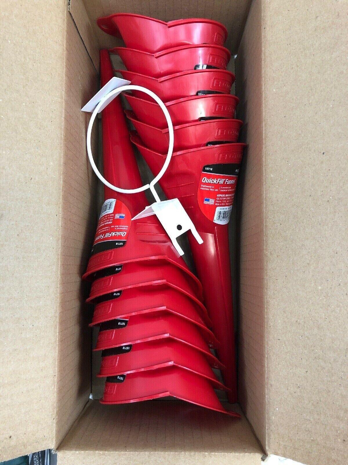 Hopkins 10718WR FloTool QuickFill Funnel