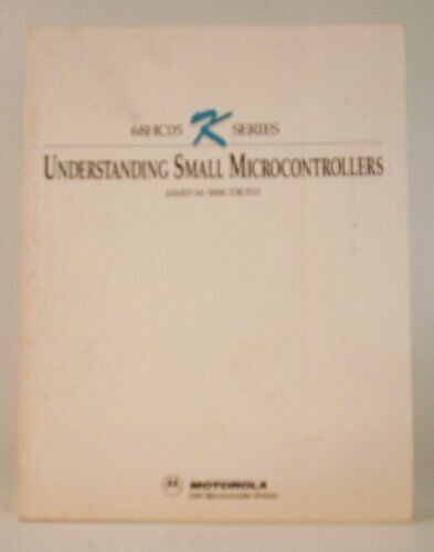 Using Small Microcontrollers by Sibigtroth, James M.-ExLibrary
