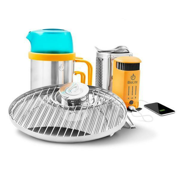 BioLite Campstove 2 Family Bundle