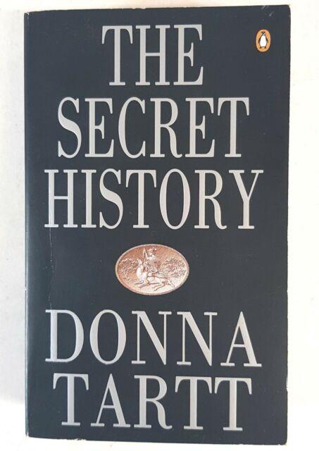 Vintage Book The Secret History Donna Tartt Penguin Books B859
