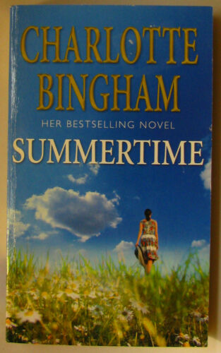1 of 1 - #A^4, Charlotte Bingham SUMMERTIME S/cover Postage Fast & FREE Ask Agnes