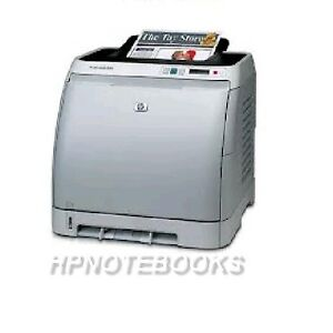 hp color laserjet 2600n service manual repair on cd disc rh ebay co uk hp color laserjet 2600n printer driver windows 7 hp color laserjet 2600n printer - troubleshooting print quality problems