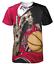 Michael-Jordan-3D-T-Shirt-King-NBA-Basketball-Chicago-Full-Print-Size-S-7XL thumbnail 14