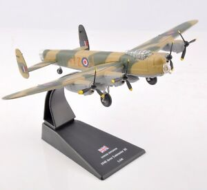 1-144-United-Kingdom-1945-Avro-Lancaster-BI-Bomber-Aircraft-Model-Collection-Toy