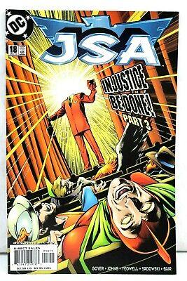 Last Laugh 2001 DC Comics JSA #29 -Justice Society of America-Joker