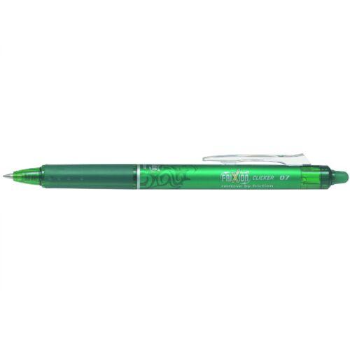 Pilot Pen Frixion 0.7 Ball Clicker Gel Ink Rollerball Point Retractable School