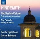 Nobilissima Visione/5 Stücke von Seattle SO,Gerard Schwarz (2014)