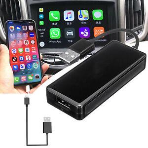 Bluetooth-Kabellos-USB-Dongle-Handy-Smartlink-fuer-Apple-CarPlay-Android-Autoradi