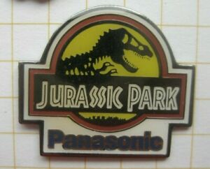 PANASONIC / JURASSIC PARK ....................Film-Pin (208a)