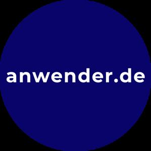 anwender.de - JEDER IST EIN ANWENDER - TOP-LEVEL-Domain