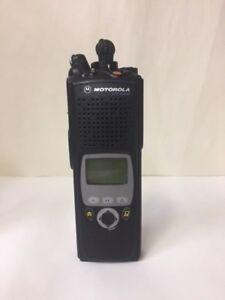 Details about Motorola XTS 5000 Model II 800 Mhz P25 Portable Radio Black  (Radio Only)