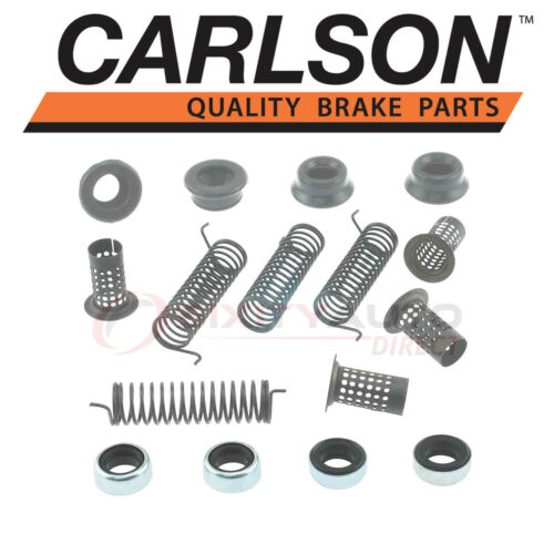 Carlson Front Disc Brake Hardware Kit for 1970-1971 Ford F-250 Pad wx
