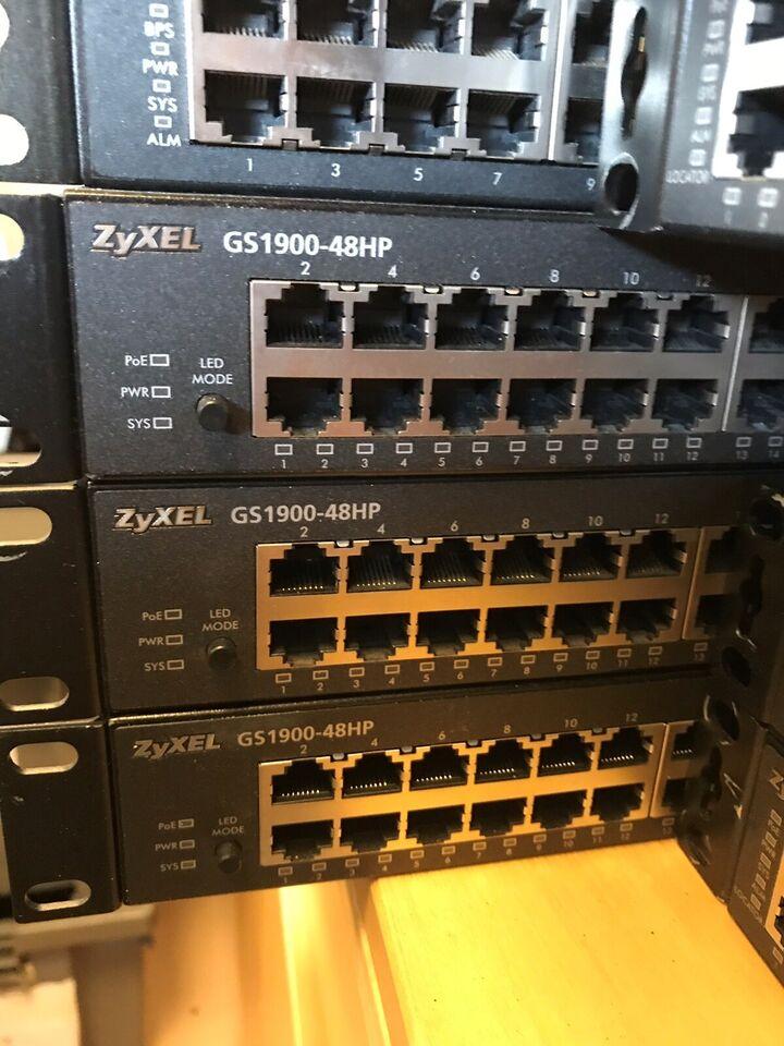 Switch, Zyxel