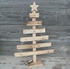 Holztanne m. Haken Christbaumschmuck Sammlung 62cm Tanne Weihnachtsbaum Ständer