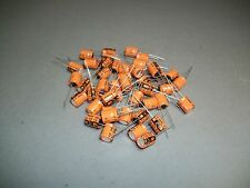 Lot of 85 Vishay Sprague 503D Capacitor 47 uF 63 V - Craft Jewelry - New