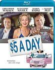 Five Dollars a Day 0014381600353 Blu-ray Region 1