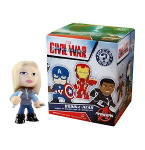 Captain America 3 Civil War Mystery Minis Vinyl Figures Agent 13