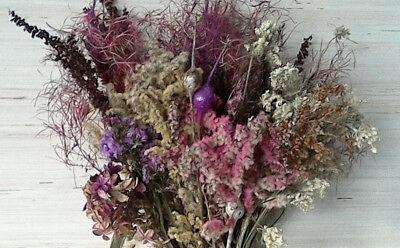 eBay & Dried flowers floral bouquet Flower arrangement Craft Flowers dry stems for vase | eBay