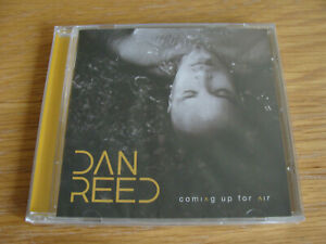 CD-Album-Dan-Reed-Coming-Up-For-Air-Sealed