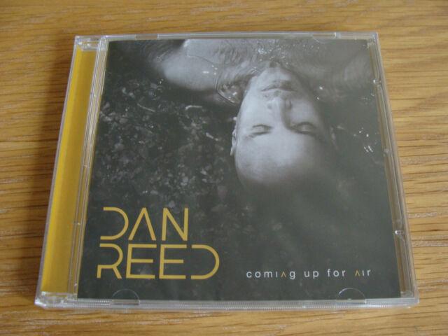 CD Album: Dan Reed : Coming Up For Air : Sealed