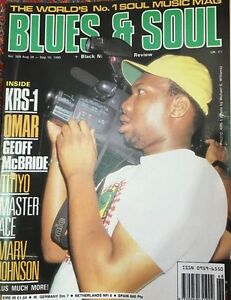 BLUES-amp-SOUL-MAGAZINE-No-568-AUGUST-1990-KRS-ONE-COVER-OMAR-MASTER-ACE