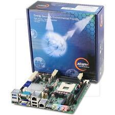 Jetway NF9G-QM77 Intel Socket G2 Core Mobile DualLAN Mini-ITX Gen2 Daughterboard