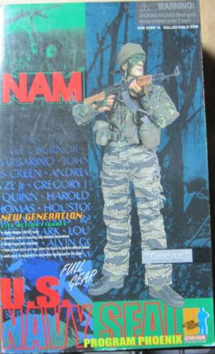 Dragon US Navy SEAL Vietnam PROGRAM PHOENIX Oscar MIB