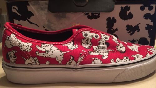Shopping > disney vans 101 dalmatians |
