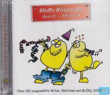 BLÖDLS WITZparade + CD + Best Of + Über 100 ausgewählte Witze, Sketches & Songs