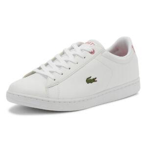 Lacoste Carnaby EVO BL 2 Junior White
