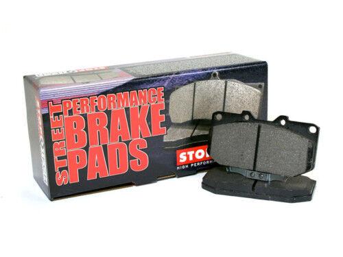 Stoptech Brake Pads FRONT SET DSM Eclipse Talon Galant Stratus Summit Colt Laser