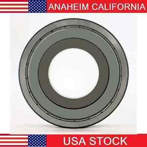 6006-2Z Radial Ball Bearing Double Shielded Bore Dia. 30mm OD 55mm Width 13mm