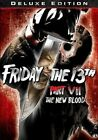 Friday The 13th Part VII Blood 0883929304066 With Jennifer Banko DVD