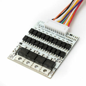 Lithium Battery Protection Board-10S 36V 30A Li-ion Cell 18650 Battery Protection BMS PCB Board With Balance Function