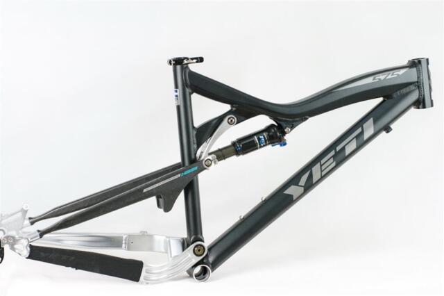 Yeti 575 Alloy Full Suspension MTB Frame Size S | eBay