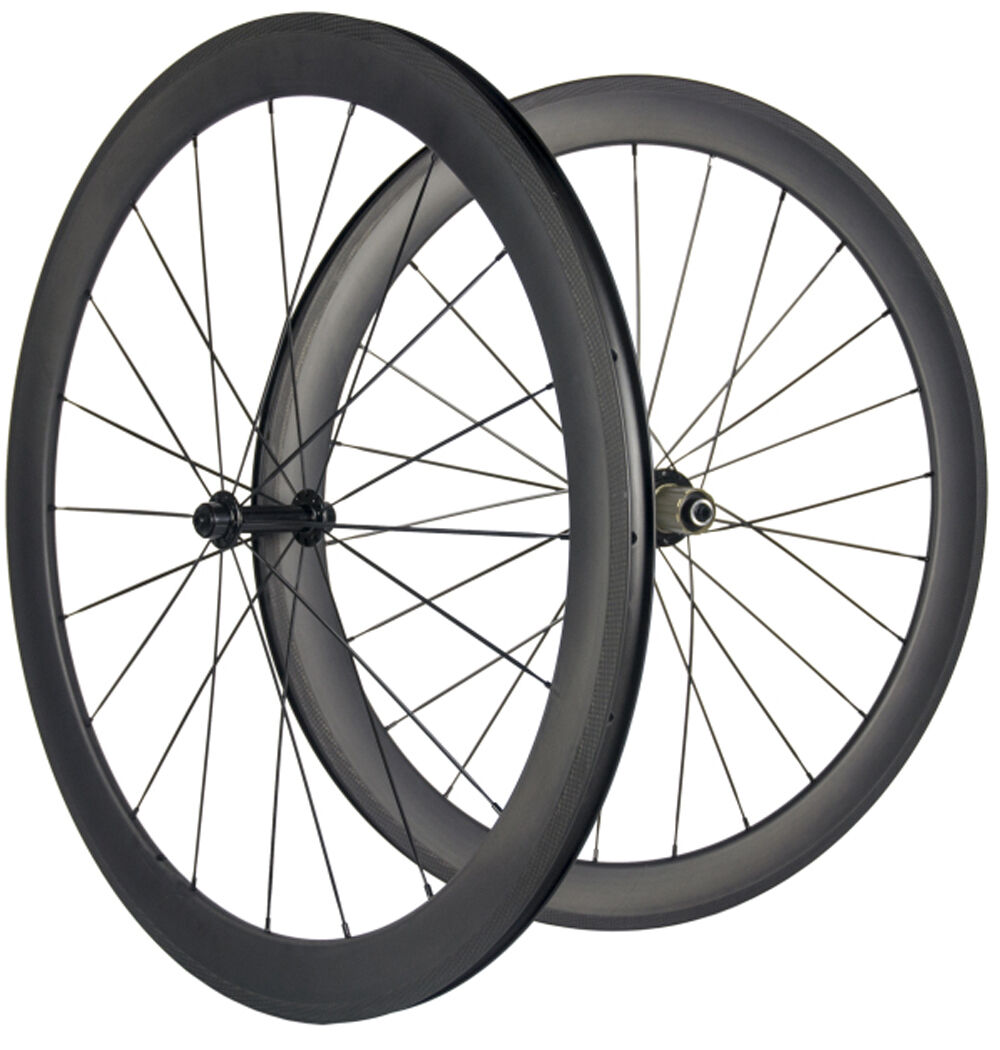 700C 50mm  Clincher Road Bike Wheels Road Bicycle Wheels Carbon Wheelset R13 Hub  low-key luxury connotation