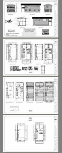 Model 7R PDF Floor Plan 20x40 House 2 Bedroom 1.5 Bath 859 sq ft