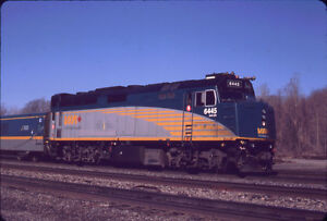 VIA-RAIL-F40PH-3-6445-ORIGINAL-SLIDE