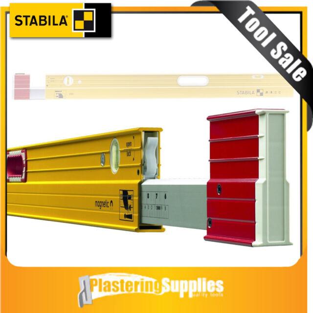 Stabila Extendable Level 213cm to 376cm Type 106T Telescopic Level 106T/213-376