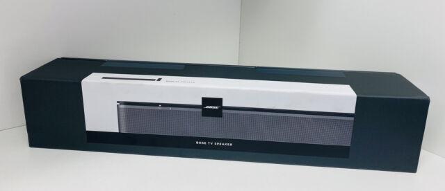 Bose TV Speaker Soundbar w/ Bluetooth and HDMI-ARC Black 838309-1100 NEW !