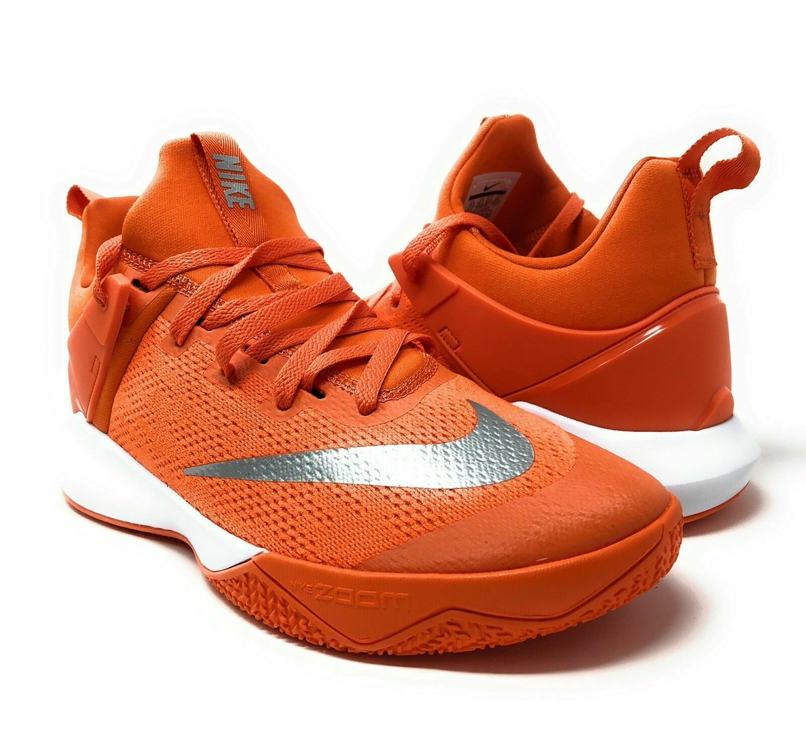Mens Nike Zoom Shift TB TB TB Promo orange Brilliant Basketball 942802 804 shoes 14 9788e5