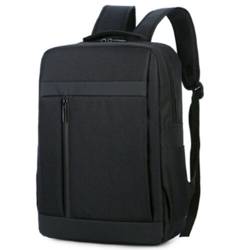 Mens Laptop Waterproof Backpack Briefcase Bussiness School Rucksack Travel Bag