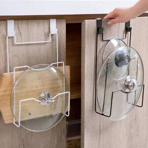 Saucepan Pan Lid Kitchen Cupboard Door
