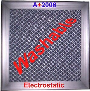 Image Is Loading A 2006 High Flow Electrostatic Filter Furnace Hvac
