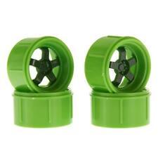 HPI 112817 Work Meister S1 17mm Drift Wheel Green Micro RS4 (4)