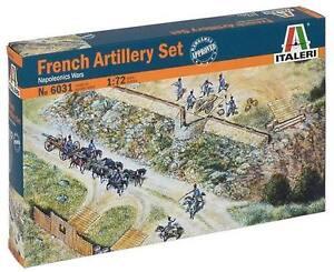 ITALERI-1-72-6031-FRANCESE-artillerie-set-napoleoniche-OTTIENI
