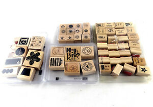 Stampin-039-Up-Little-Pieces-Mini-Mates-Stamp-Sets-Craft-Brand-New-Free-Shipping