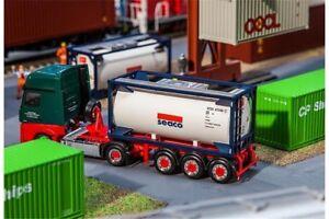 Faller-180832-HO-1-87-20-039-Conteneur-citerne-SEACO-20-039-Tank-container-SEACO